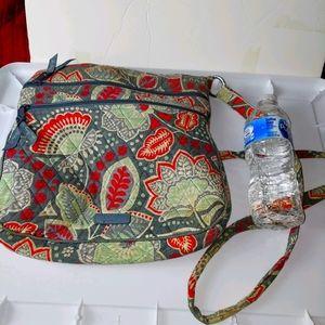 Vera bradley crossbody purse muted colors